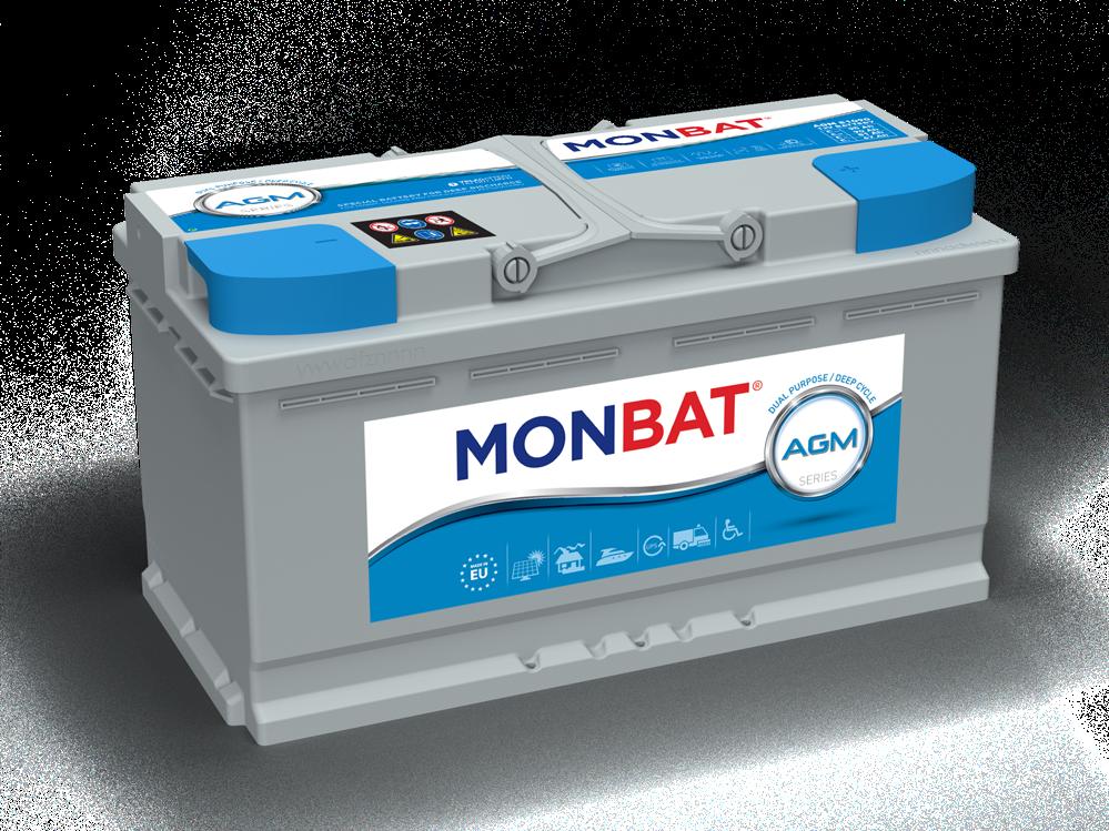 Imagen de Batería MONBAT 81090 AGM DC