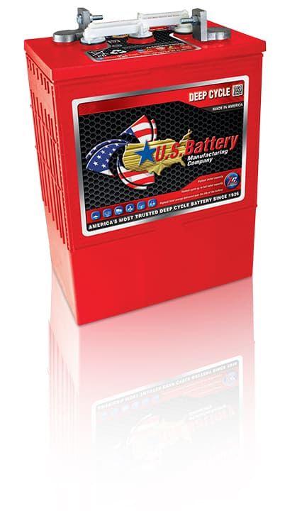 Imagen de Batería US BATTERY USL16 XC2 Deep Cycle Traction
