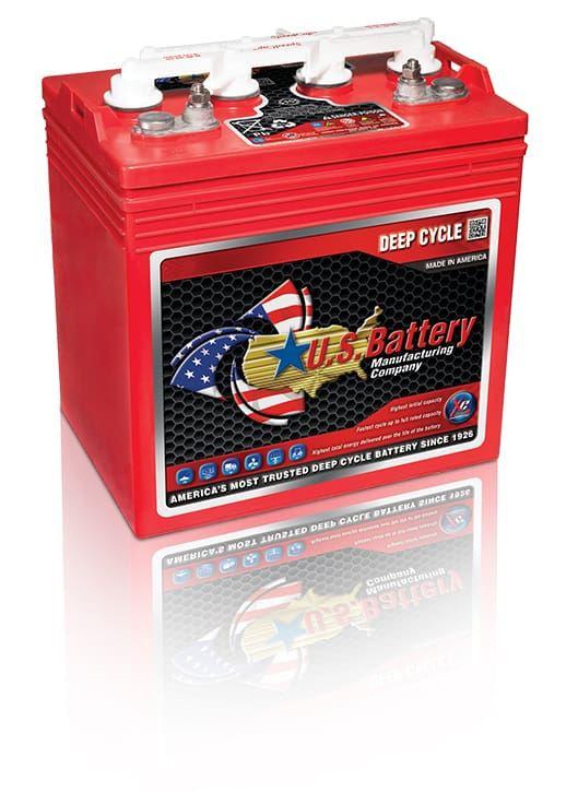 Imagen de Batería US BATTERY US8VGC XC3 Deep Cycle Traction