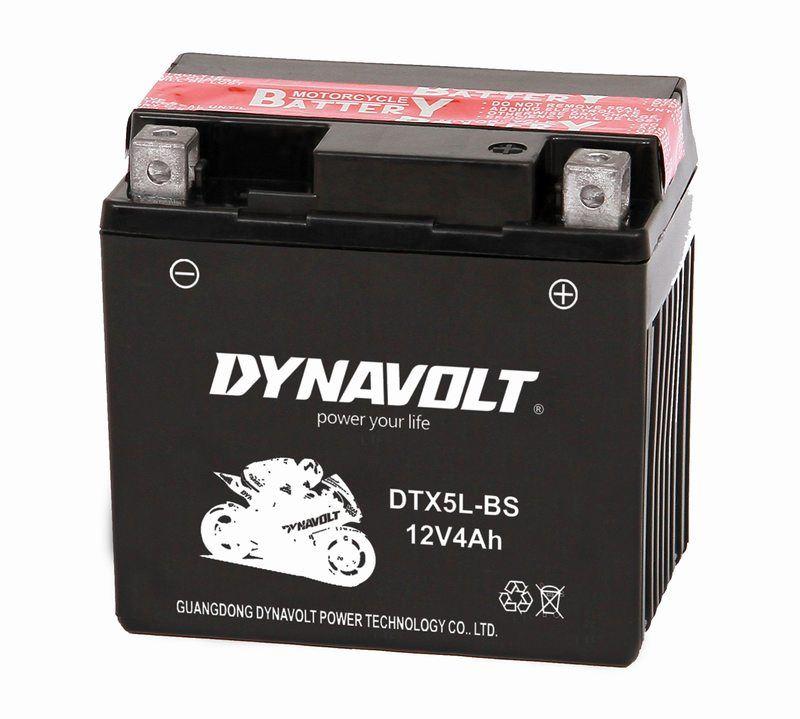 Imagen de Batería DYNAVOLT YTX5L-BS AGM