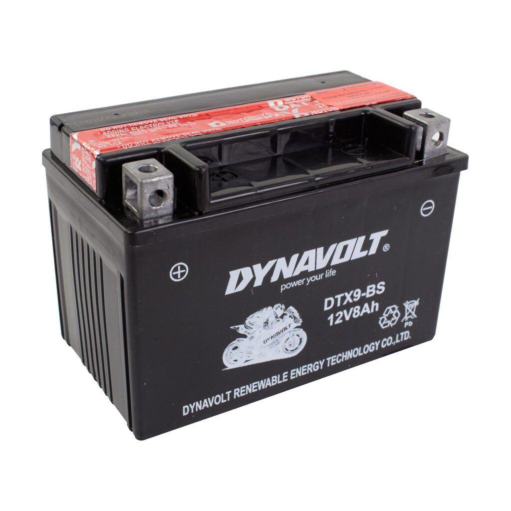 Imagen de Batería DYNAVOLT YTX9-BS AGM