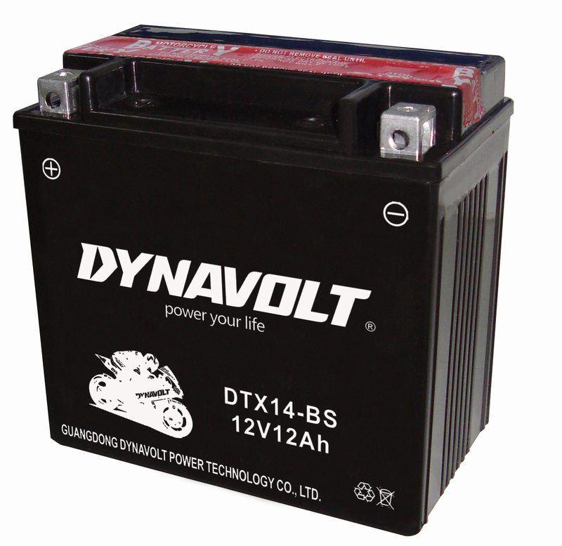 Imagen de Batería DYNAVOLT YTX14-BS AGM