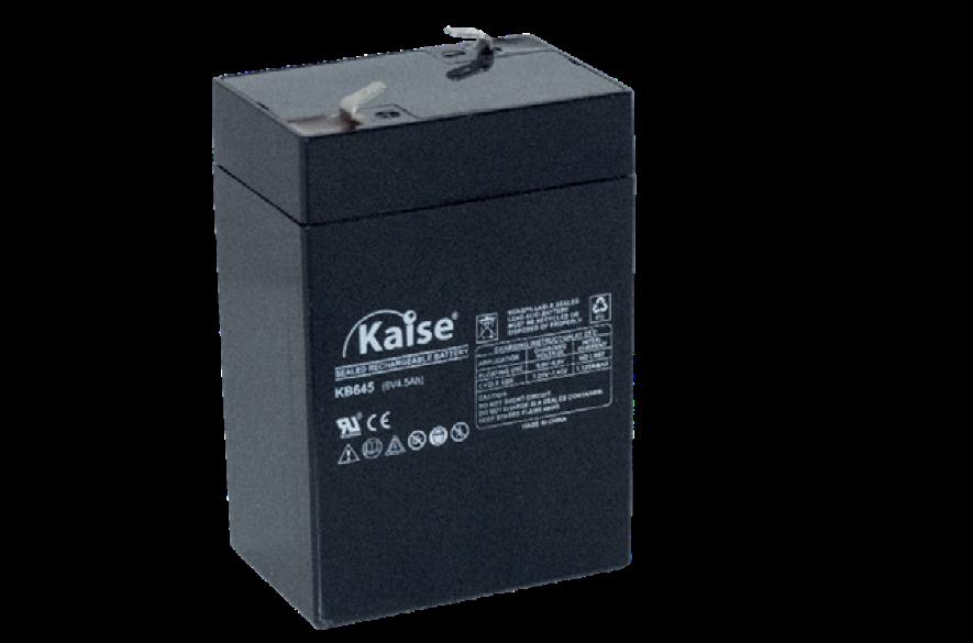 Imagen de Batería KAISE KB645 AGM STANDARD