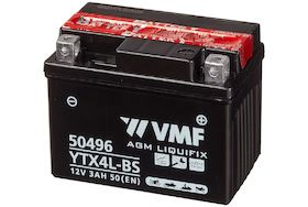 Imagen de Bateria VTPOWER YTX4L-BS AGM