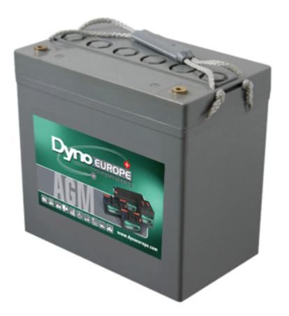 Imagen de Batería DYNO DAB12-55EV AGM Ciclo Profundo